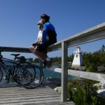 Bikes on Board!  MICA Initiatives take Island Cycling to Higher Heights